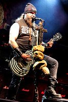 Zakk Wylde and The Black Label Society (or BLS)