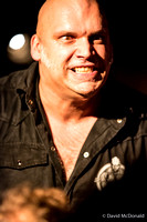 Blaze Bayley formerly of Iron Maiden