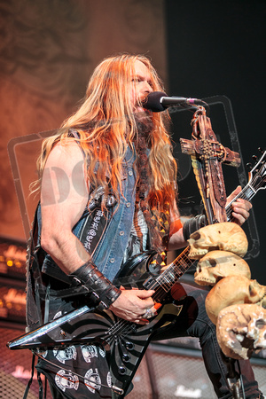 Zakk Wylde & The Black Label Society